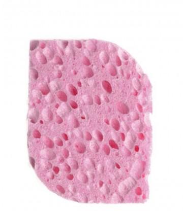 Esponja Desmaquilladora, Celulosa Poro Abierto, 7,7 cm
