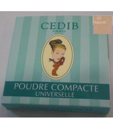 Cebid Paris Polvo Compacto Universal 22 Naturel
