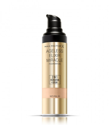 MaxFactor Ageless Elixir Miracle 2IN1