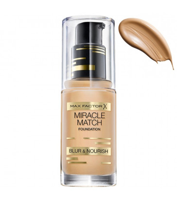 MaxFactor Miracle Match Blur & Nourish 75 Golden