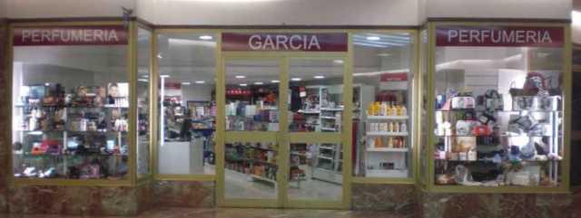 Tienda Perfumería García